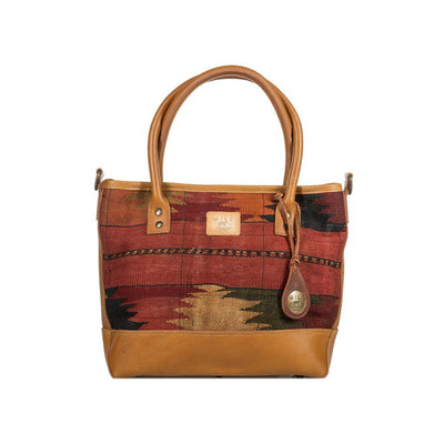 Cotton Oaxacan Tote Will Leather Goods 4
