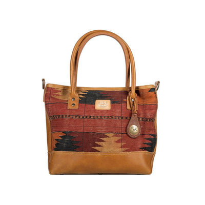 Cotton Oaxacan Tote Will Leather Goods 5