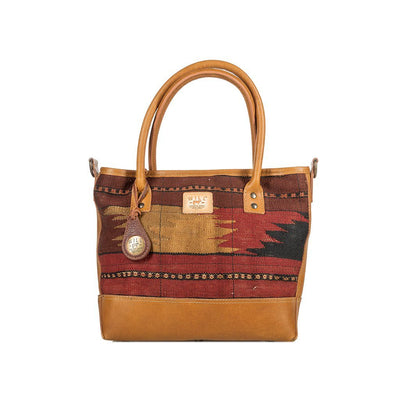 Cotton Oaxacan Tote Will Leather Goods 6