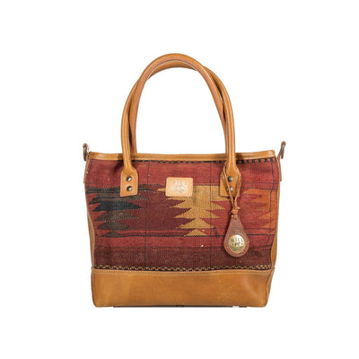 Cotton Oaxacan Tote Will Leather Goods 7