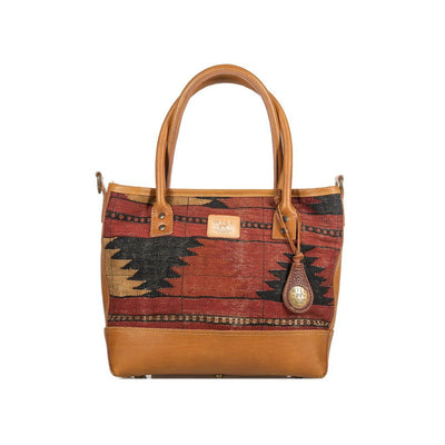 Cotton Oaxacan Tote Will Leather Goods 8