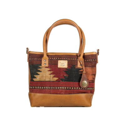 Cotton Oaxacan Tote Will Leather Goods 9