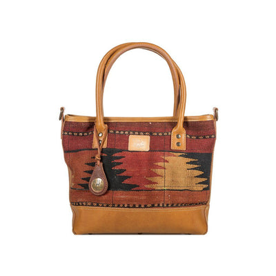 Cotton Oaxacan Tote Will Leather Goods 11