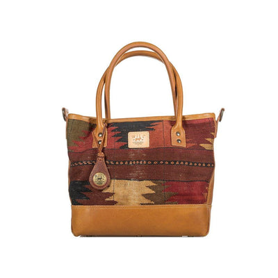 Cotton Oaxacan Tote Will Leather Goods 12