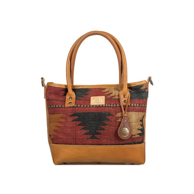 Cotton Oaxacan Tote Will Leather Goods 13