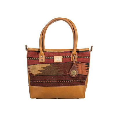 Cotton Oaxacan Tote Will Leather Goods 14
