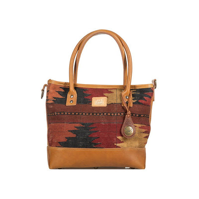 Cotton Oaxacan Tote Will Leather Goods 15