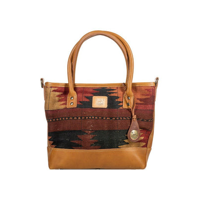 Cotton Oaxacan Tote Will Leather Goods 16