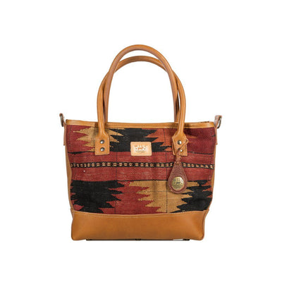 Cotton Oaxacan Tote Will Leather Goods 17