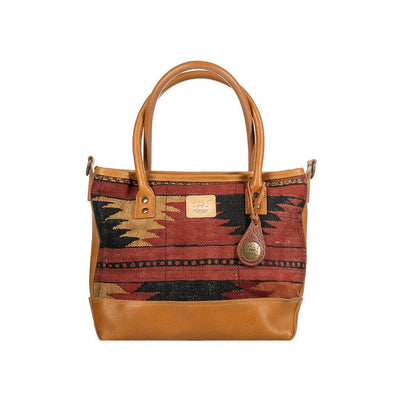 Cotton Oaxacan Tote Will Leather Goods 18