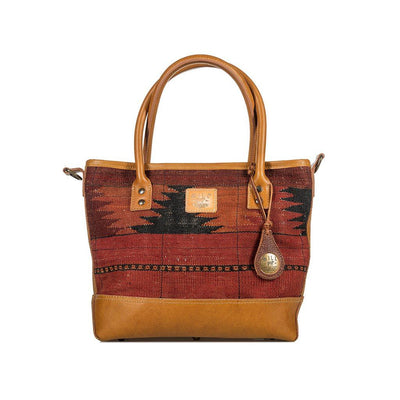 Cotton Oaxacan Tote Will Leather Goods 20