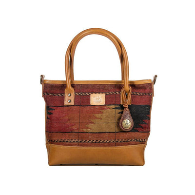Cotton Oaxacan Tote Will Leather Goods 21