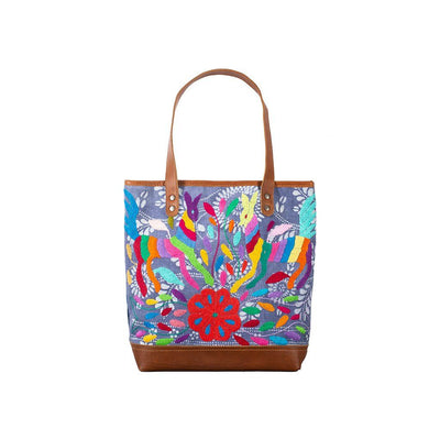 Otomi Animales Tote Tote WillLeatherGoods 12