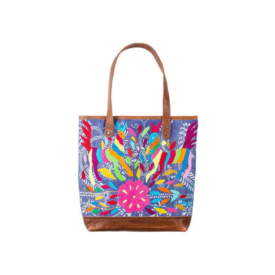Otomi Animales Tote Tote WillLeatherGoods 13