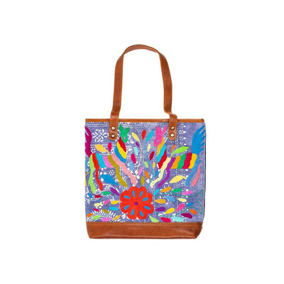Otomi Animales Tote Tote WillLeatherGoods 26