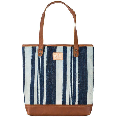 Otomi Flores Tote Tote WillLeatherGoods