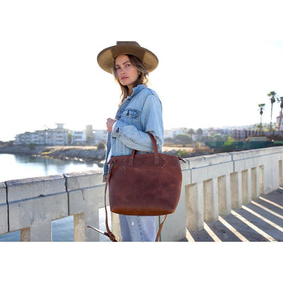 Simple Satchel Satchel WillLeatherGoods