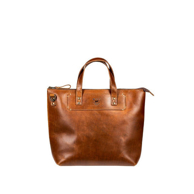 Simple Satchel Satchel WillLeatherGoods Tan