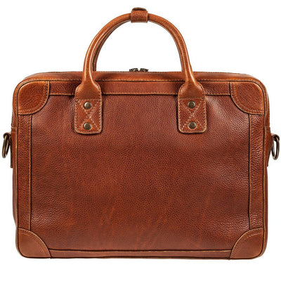 Oaxacan Briefcase Messenger WillLeatherGoods
