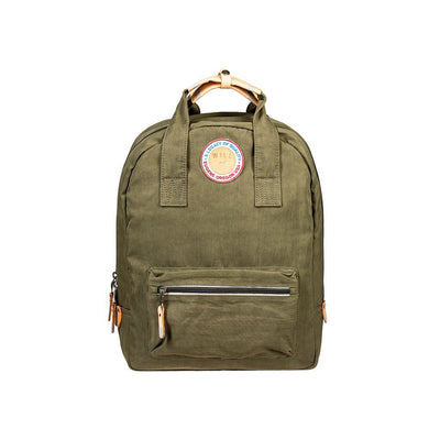 Light & Bright Backpack Backpack WillLeatherGoods Olive