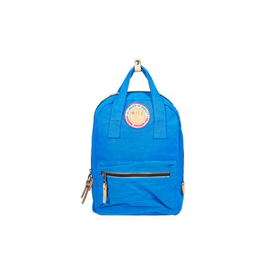Light & Bright Mini Backpack Backpack WillLeatherGoods Blue