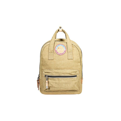 Light & Bright Mini Backpack Backpack WillLeatherGoods Khaki