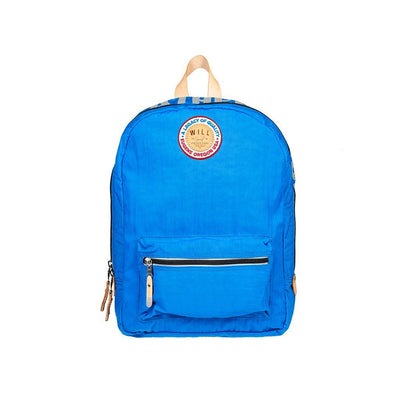 Light & Bright Packable Backpack Backpack WillLeatherGoods Blue
