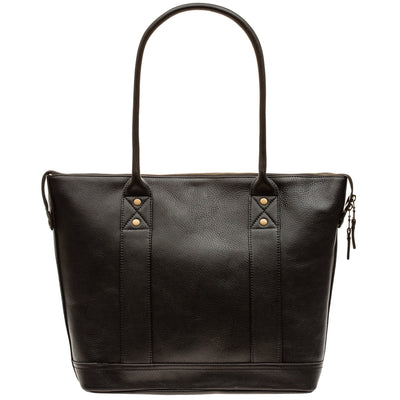 Twenty Four Seven Leather Tote Tote WillLeatherGoods