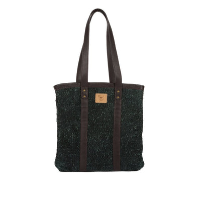 Unity Tote Tote Will Leather Goods Jade Green