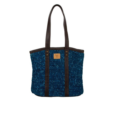 Unity Tote Tote Will Leather Goods Ocean Blue