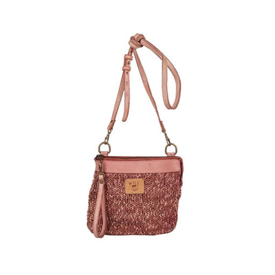 Unity Crossbody Crossbody Will Leather Goods Dusty Rose
