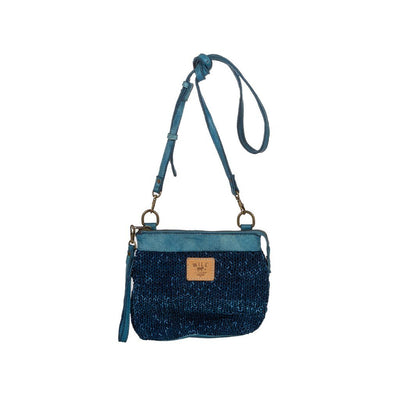 Unity Crossbody Crossbody Will Leather Goods Ocean Blue