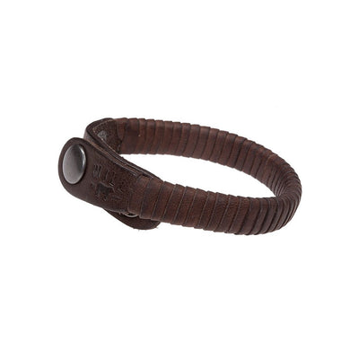 Peddler Cuff Cuff WillLeatherGoods Brown