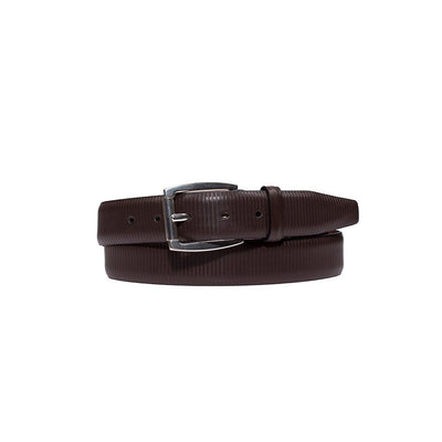 Tooley Belt Belt WillLeatherGoods LAST CHANCE Brown 32