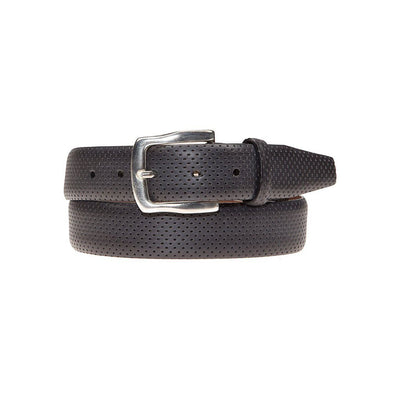 Ollie Belt Belt WillLeatherGoods LAST CHANCE Black 38