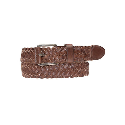 Beulah Belt Belt WillLeatherGoods LAST CHANCE Brown XS