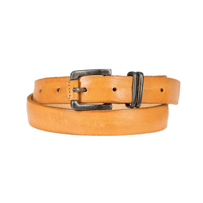 Double Wrap Sunset Belt Leather Tan
