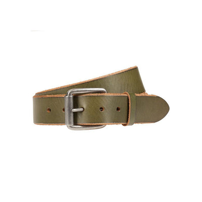 Harlequin Belt Green