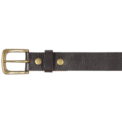 Luxe Belt Belt WillLeatherGoods