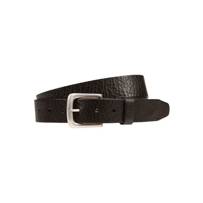 Luxe Belt Belt WillLeatherGoods Black 32