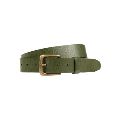 Luxe Belt Belt WillLeatherGoods Green 32