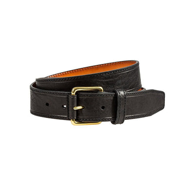 William 38mm Jean Belt Belt WillLeatherGoods Black 32