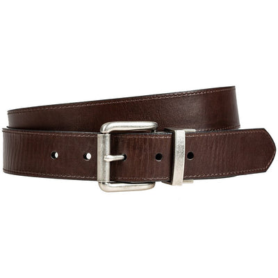 32 MM Reversible Belt Belt WillLeatherGoods Brown/Black 32