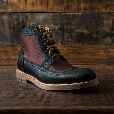 Men's Highlands Wingtip Boot