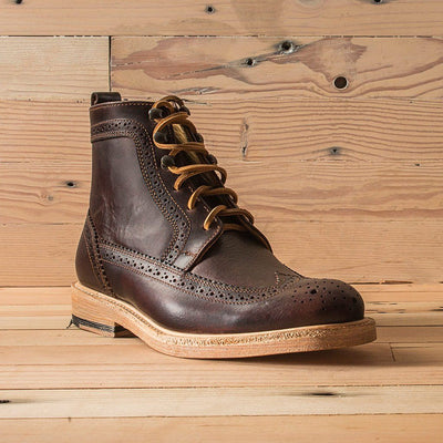 Women's Highlands Wingtip Boot