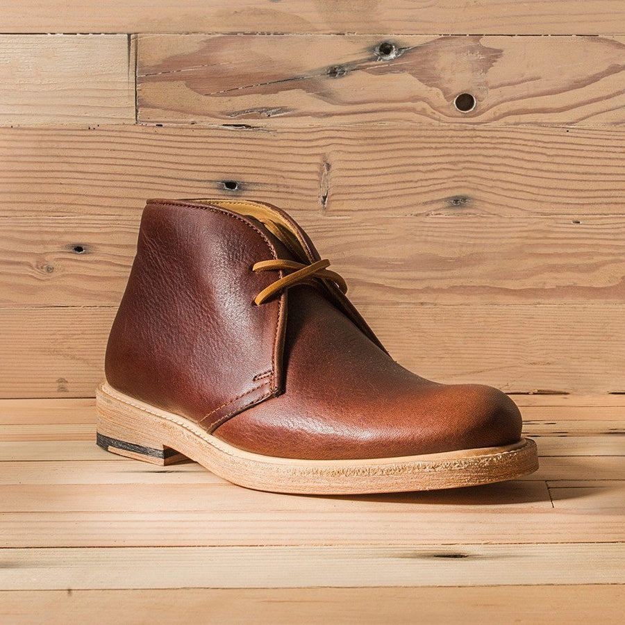Womens Fort Rock Lace Up Boot Will Leather Goods D Island Shoes Boots Chukka Slip On Dark Brown Ciaro