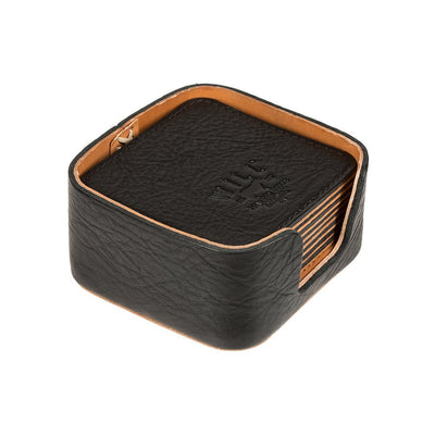 Reversible Coaster Set Black