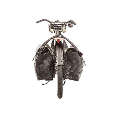Will Leather Goods Black Bike