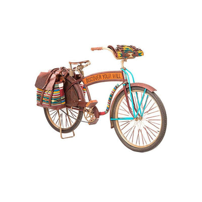 brown Oaxacan Bike