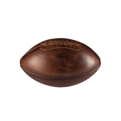 Golden Age Football Tan Side view